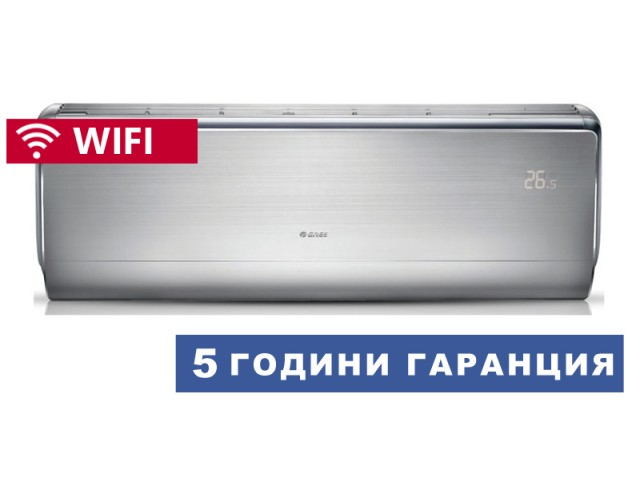 Климатик GREE GWH12UB-K6DNA4A U-CROWN ,WIFI