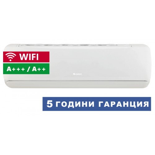 Климатик GREE GWH12AEC-K6DNA1A G-TECH WIFI