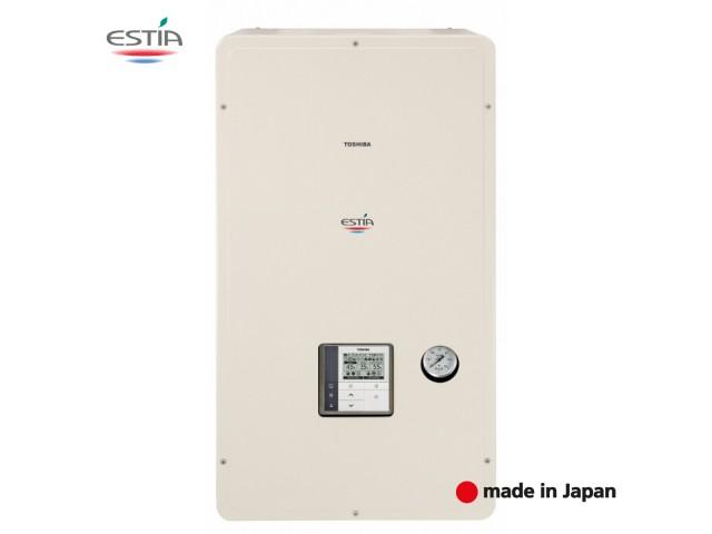 Термопомпa TOSHIBA ESTIA HWS-1405XWHT6-E / HWS-1105H8-E