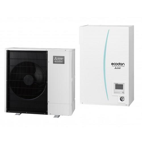 Термопомпа  Mitsubihi Electric ECODAN  PUHZ-SW75VAA/ERSC-MEC