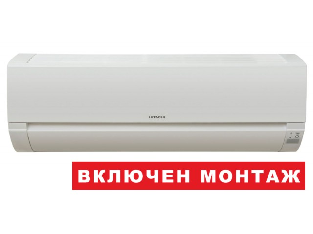 Климатик HITACHI RAK 35 PED / RAC 35 WED Dodai