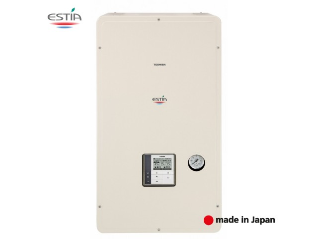 Термопомпa   TOSHIBA ESTIA HWS-1405XWHM3-E / HWS-1405H-E