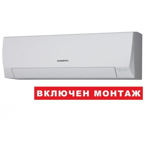 Климатик General Fujitsu ASHG12LLCE/AOHG12LLCE