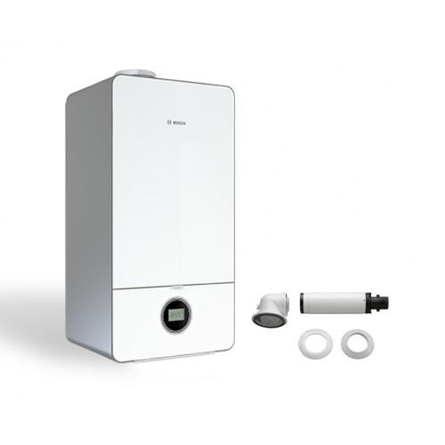Промо пакет газов двуконтурен котел Bosch Condens 7000iW 20/24 C 23 & C13x