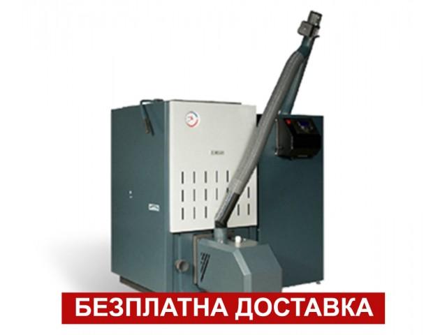 Котел на пелети с горелка и бункер Bosch Pellet System 27kW