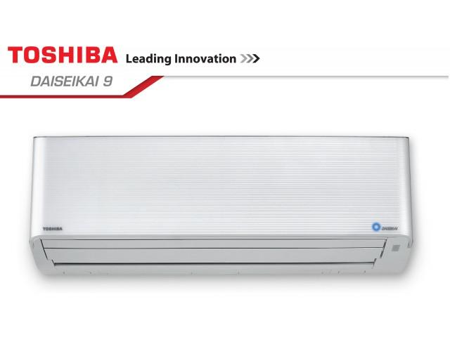 Toshiba DAISEIKAI 9  е вече тук.